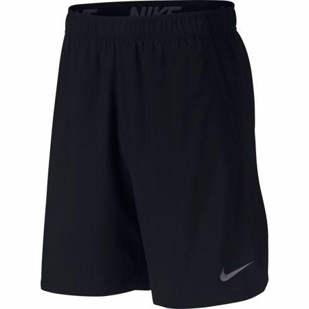 Nike Flex Men's Woven Training Shorts,Black/Dark Grey