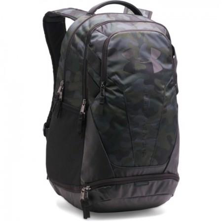 UA Hustle 3.0 Backpack, Desert Sand/Black