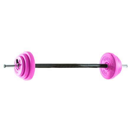 Gymstick 20 kg Pump Set, Pink