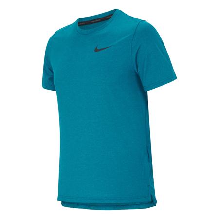 Nike Pro Dri-Fit SS Shirt, Obsidian/Black