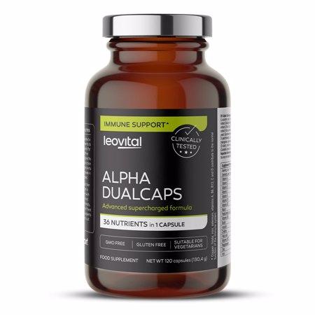 Alpha Dualcaps, 120 Kapseln