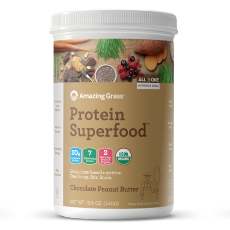Protein Superfood, Choco Peanut butter, 430g
