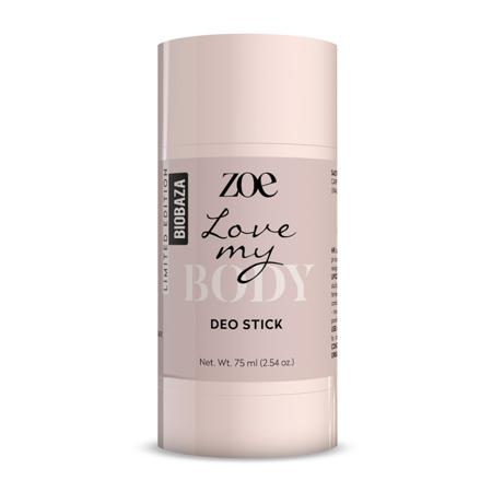 "Zoe ""Love my body"" Deodorant, 75 ml"