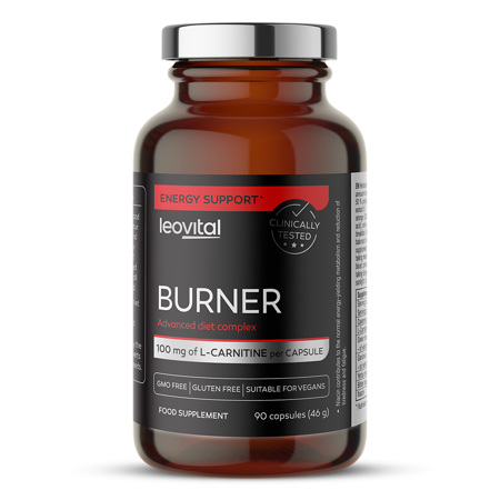 Burner, 90 Kapseln