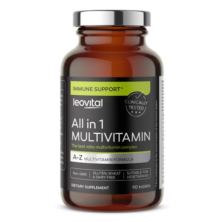 All in 1 Multivitamin, 90 Kapseln