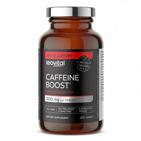 Caffeine boost, 200 Kapseln