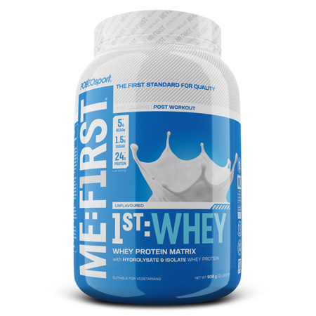1st Whey, 908 g, Unflavoured