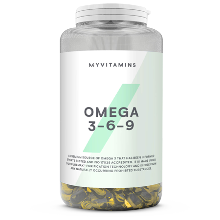 Omega 3-6-9, 120 Kapseln