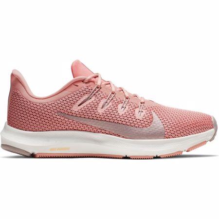 Nike Quest 2 Women's Running Shoe, Pink/Platinum
