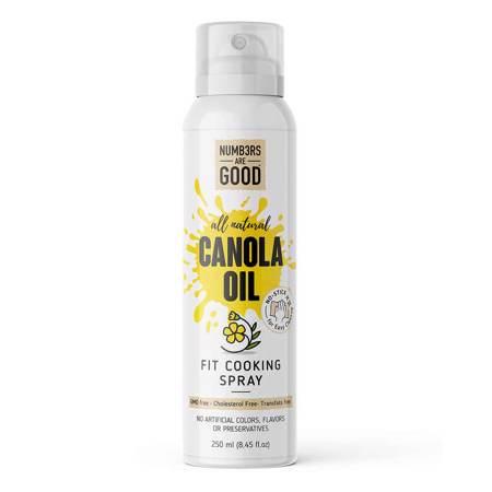 Cooking Spray, Canola Oil, 250 ml