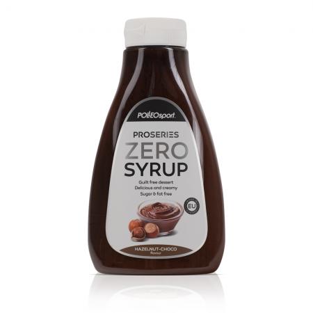 Zero Syrup, Hazelnut-Choco, 425 ml