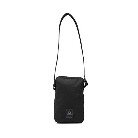 Reebok Workout Ready City Bag, Black