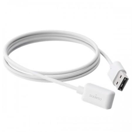 Suunto White Magnetic USB-Kabel