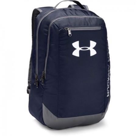 UA Hustle LDWR Backpack, Navy
