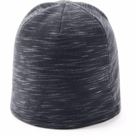 UA Storm Fleece Beanie, Black/Black
