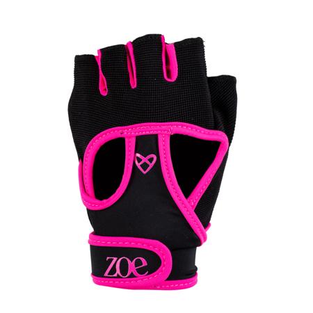 Zoe Missy Fitness Gloves, Magenta