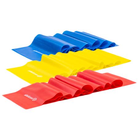 Set pilates traka, Atleticore, 3 komada