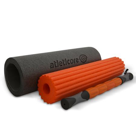 3 in 1 Foam Roller Atleticore