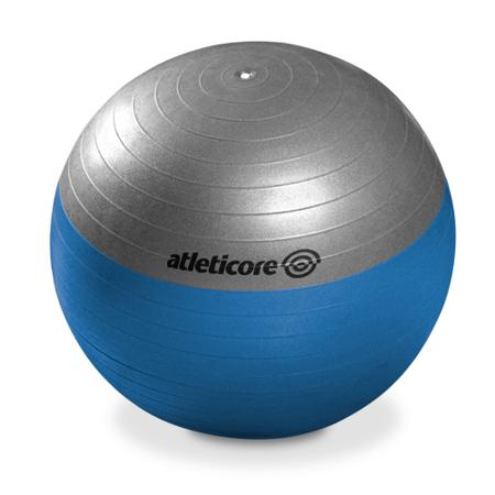 Pilatesball 75cm, mit Pumpe