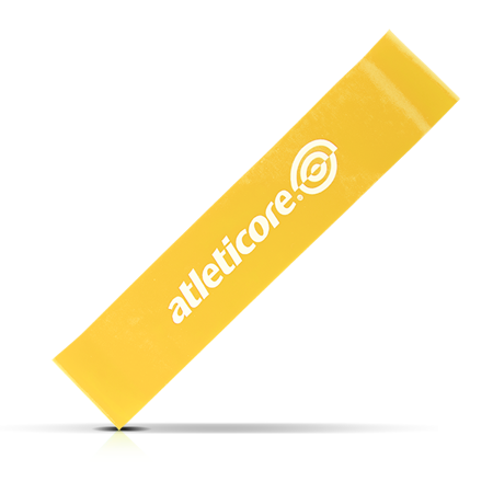 Atleticore, Latex Mini Band, 250x50x0,4 mm