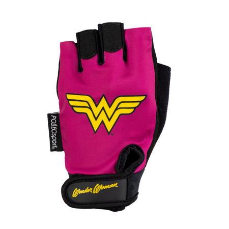 Hero Gloves Retro, Wonder Woman