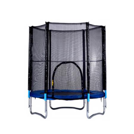 Atleticore Trampolin mit Sicherheitsnetz, Durchmesser 177 cm