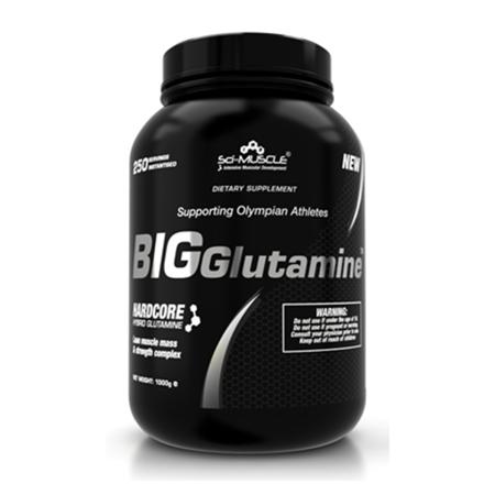 Big Glutamine, 1 kg