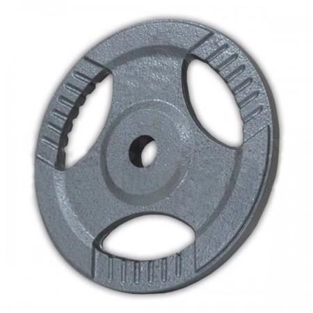 Disk utež 27 mm, 2,5 kg