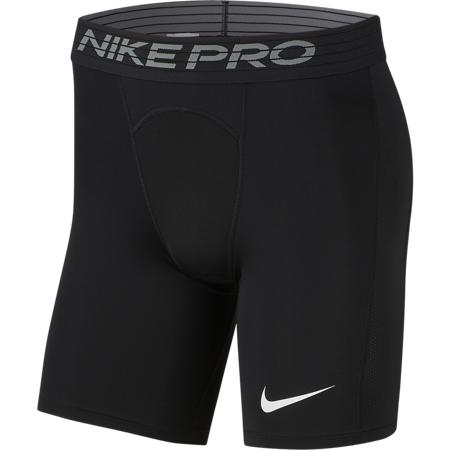Nike Pro Compression Shorts, Black/White