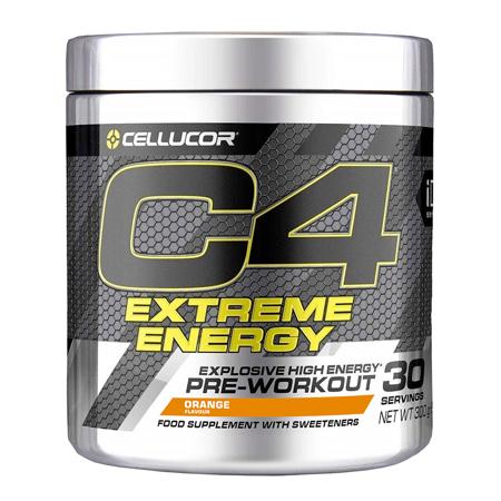 C4 Extreme Energy, 195 g - Orange