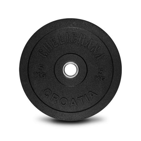 Bumper uteg, premium, 5 kg