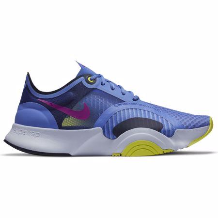 Nike SuperRep GO Women's Training Shoes, Sapphire/Blackened Blue/Cyber