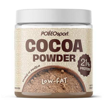 Polleo Sport Cocoa Powder, 250 g