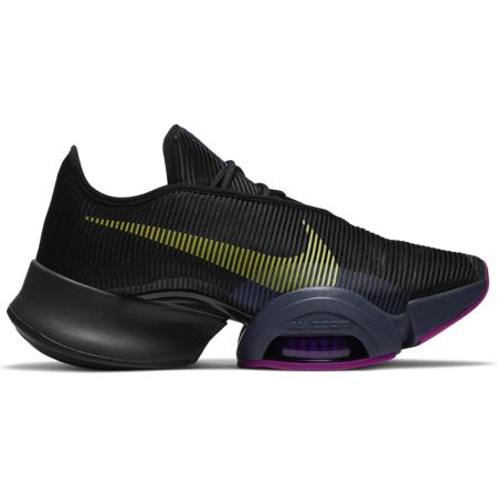 Nike Air Zoom SuperRep 2 Women's Shoes, Black/Red Plum/Sapphire/Cyber