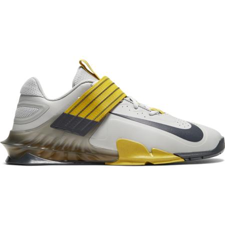 Nike Savaleos Weightlifting Shoes, Grey Fog/Dark Smoke Grey