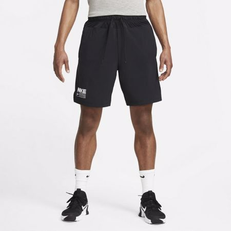 Nike Flex Men's Graphic Training Shorts, Black