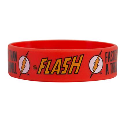 DC Flash, Faster Than a Treadmill, motivacijska zapestnica