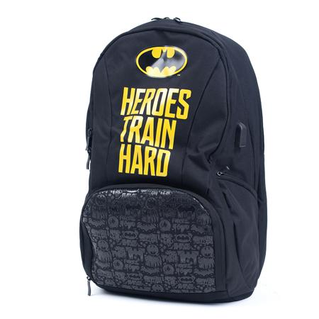 Batman Heroes Train Hard, Meal Cooler Backpack