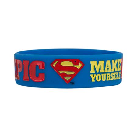 DC Superman, Make Yourself Epic, motivacijska narukvica