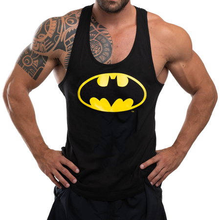 Hero Core Stringer Vest, Batman
