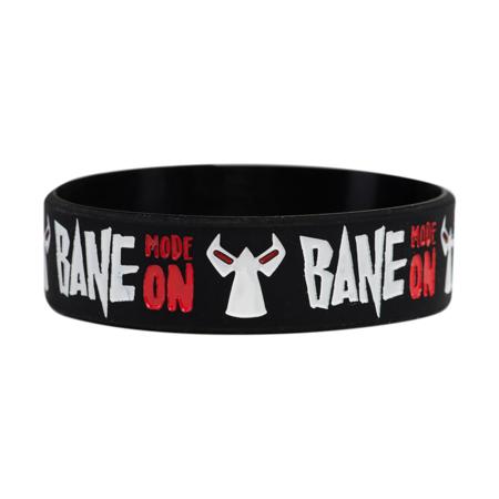 DC Bane Mode On, Motivationsarmband