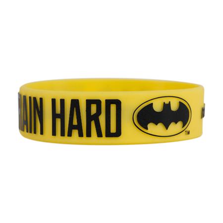 DC Batman, Heroes Train Hard, Motivationsarmband