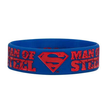 DC Superman, Man of Steel, Motivationsarmband