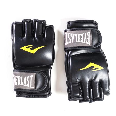Everlast Unisex Training Gloves, Black