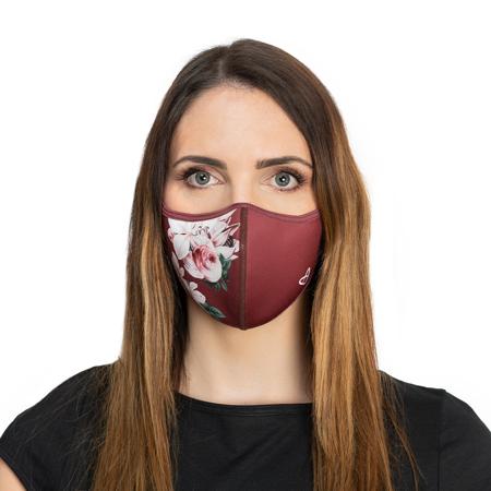 Zoe Gardenia Face Mask