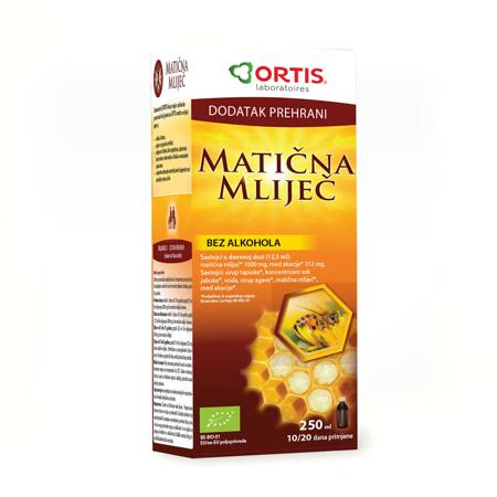 Matična mliječ Bio Forte, 250 ml