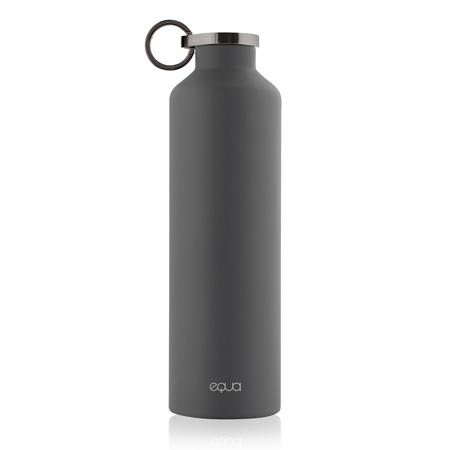 Equa, Classy Thermo Dark Grey, 680 ml