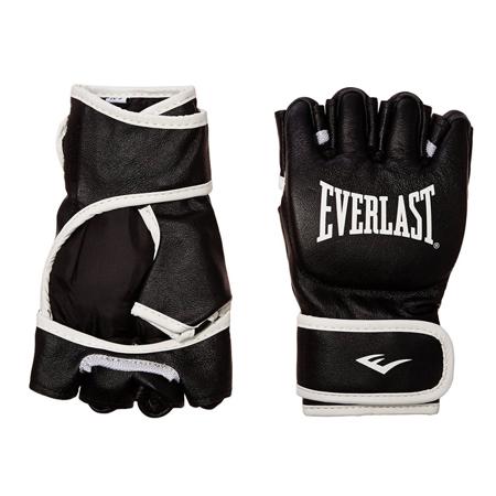 Everlast Mma Grappling Gloves, Black