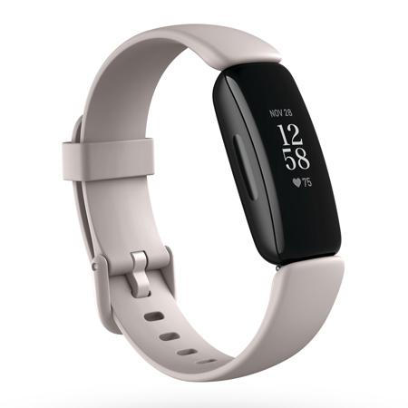 Fitbit Inspire 2, Lunar White