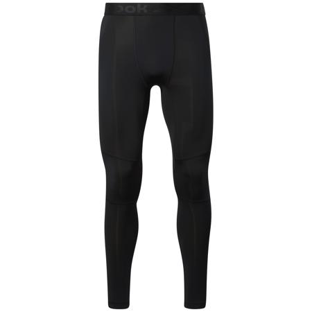 Reebok Workout Ready Compression Leggings, Black